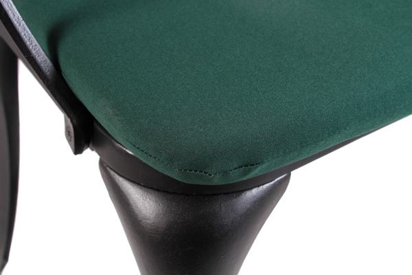 Standard Chair Cushion in Green by Kotch - 4cm Thick