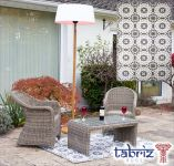 Outdoor Rug Pahari - 1.2m x 1.8m by Tabriz Rugs™