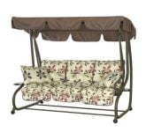 Deluxe Multi-Functional Swing Seat with Avant Garde Cushions
