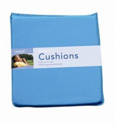 Square Cushion Turquoise
