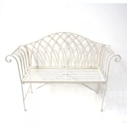 King 1.28m (4ft 2½ins) Steel Bench