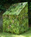 Camouflage Stacking Chair Garden Furniture Cover - Long Grass