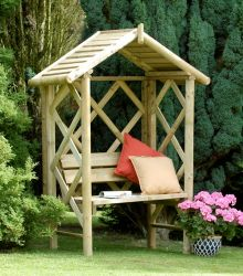Timber Cottage Haven Arbour