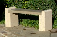 Foras Hampton 1m Bench - Forest Brown