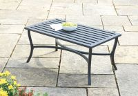 Provence Steel Coffee Table