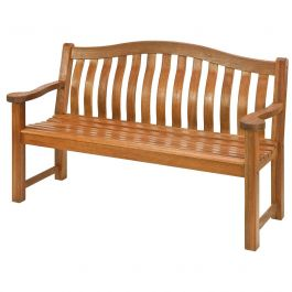 5ft Cornis Turnberry Bench by Alexander Rose