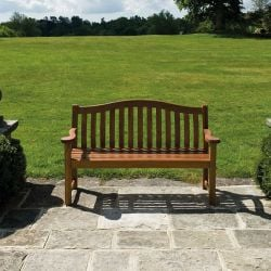 Alexander Rose Turnberry 1.46m (5ft) Cornis Bench