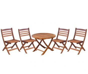 Alexander Rose Cornis Children's Set - Table and 4 Chairs