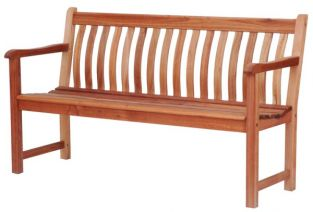 5ft Cornis Broadfield Bench by Alexander Rose