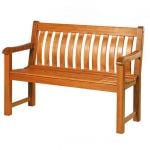 Alexander Rose St George 1.22m (4ft) Cornis Bench