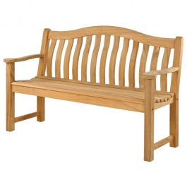 5ft Roble Turnberry Bench by Alexander Rose
