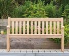 Personalised Alexander Rose Roble 5ft St. George Commemorative Memorial Bench