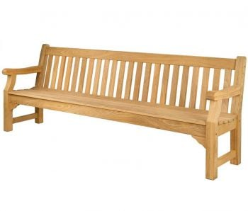 Alexander Rose Roble 8ft Park Bench