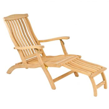 Alexander Rose Roble Steamer/Lounger Chair