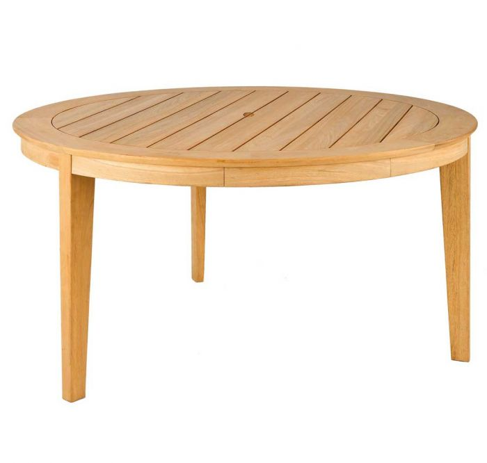 1.6m Dia. Roble Round Dining Table by Alexander Rose