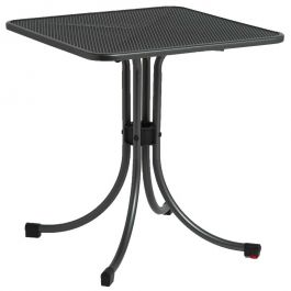 Alexander Rose Portofino Square Steel Bistro Table