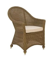 Alexander Rose Colonial Armchair with Cushion