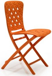 Zic Zac Classic Orange Chair