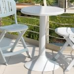 Tucano White Bistro Table
