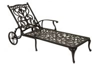 Ornamental Coke Chaise Lounge