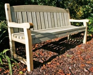Cotswold 1.82m (6ft) Wooden Bench