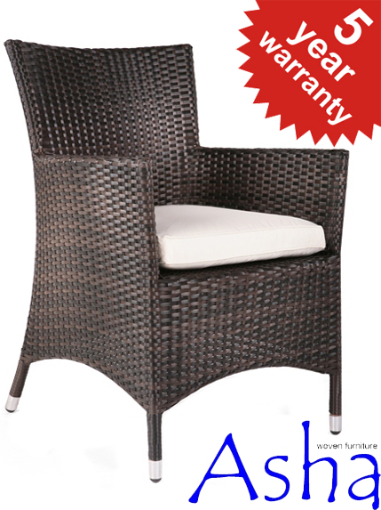 Rattan Brown Pair Of Chairs For (Fu3800, Fu3801, Fu3802, Fu4946, Fu4967)