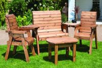 Four Seater Multi Bench & Chair Set