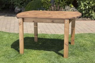 Four Seater Rectangular Table