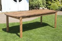 Eight Seater Rectangular Table