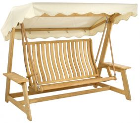 Roble Swing Seat by Alexander Rose