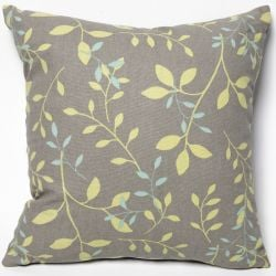 Country Teal Outdoor Scatter Cushion 45x45cm
