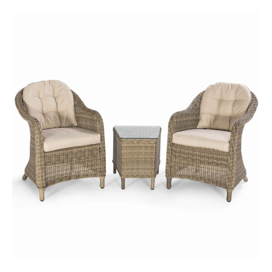 Maze Rattan Winchester 2 Seater Lounge Set