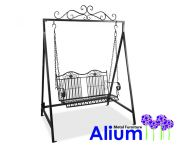 Alium� Florenzi Two Seater Swing Seat Hammock - Steel