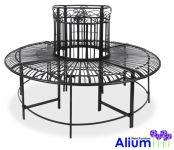 Alium� Saponara Steel Tree Seat - Full Circle