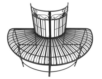 Plastic Patio Furniture also Outdoor Glider Chair Exciting 2 Classic Swivel as well Alium Saponara Steel Tree Seat Half Circle P 76972 further Category In Furniture Products 020 Page 1 Starting Z likewise Dark Bronze Iron Rectory Garden Loveseats P 22855. on covers for rattan garden furniture