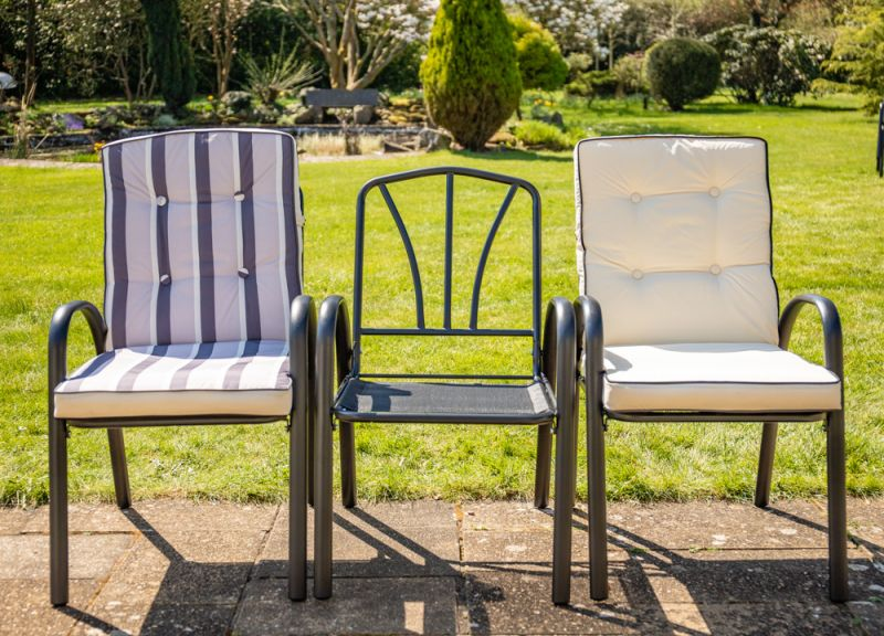 Hadleigh 6 Seater Garden Dining Furniture Set By Hectare