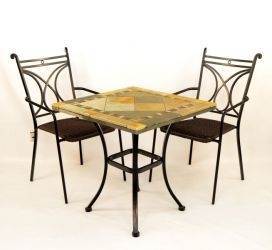 Vinaros Standard With 02 Treviso Chairs