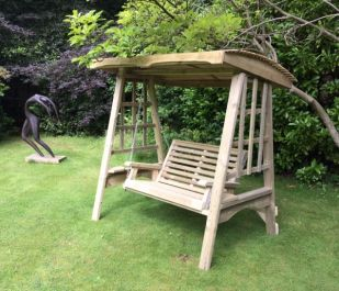 1.7m Antionette 2 Seater Swing Seat