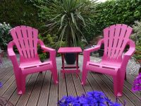 Arondeck Deluxe Companion Set in Pink