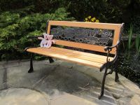 Kids Animal Resin Back Bench