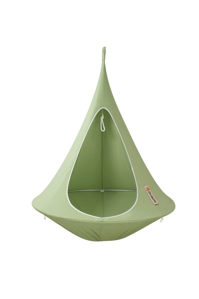 Cacoon Single in Leaf Green - Dia. 1.5m