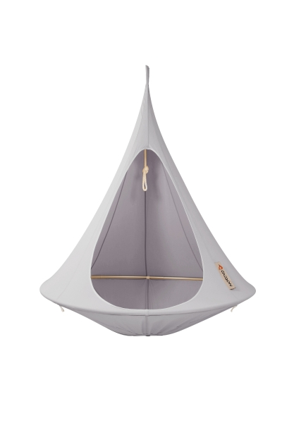 Cacoon Single in Light Grey - Dia. 1.5m