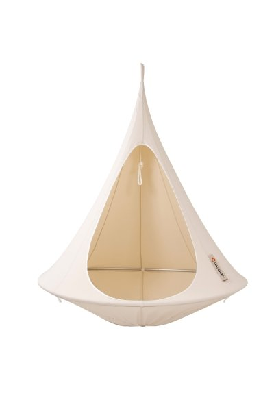 Cacoon Single in Natural White - Dia. 1.5m