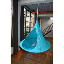 Cacoon Double in Turquoise - Dia. 1.8m