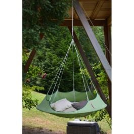 Lullio Single Cacoon in Leaf Green - Dia. 1.5m