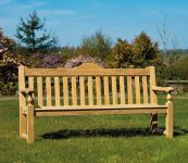 Personalised Alexander Rose Roble Rose 1.83m (6ft) Commemorative Memorial Bench