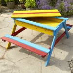 Childrens Picnic Bench - 1.21m