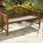 Lutyens Style Wooden Bench - 1.6m