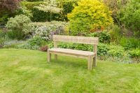 Philippa 3 Seater Bench by Zest4Leisure