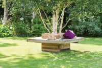 Lucy Planter Bench by Zest4Leisure